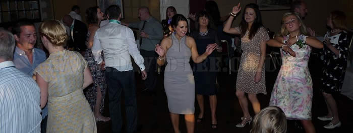 Bolholt Hotel Wedding Disco