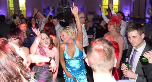 Cheshire Wedding DJ Cheadle