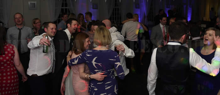 Wedding DJ at Quarry bank Mill