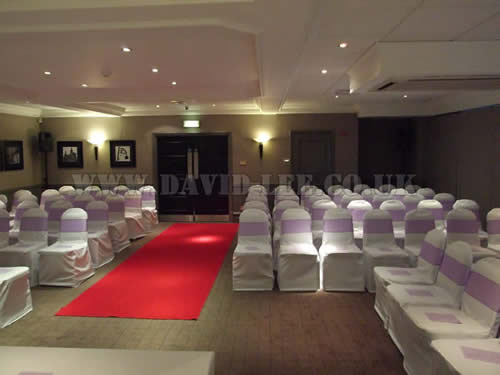 Ceremony music for walking down the aisle at the village hotel cheadle cheshire