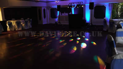 Cheshire WEDDING DJ
