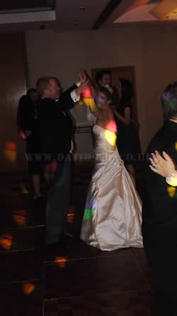 Marriott victoria and albert hotel first dance