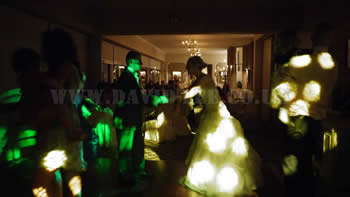 Bride and Groom Dancing at Norton Grange