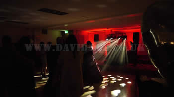 Buile Hill Park Hill Wedding dj and disco