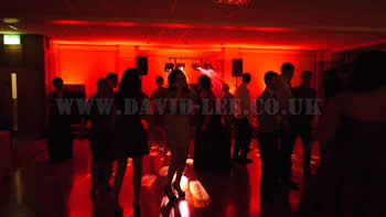 Buile Hill Park Hill wedding guests dancing
