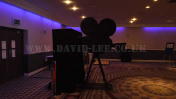 DJ for Hinkley Island Hotel Corporate event