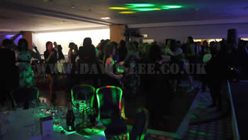 Corporate Disco and dj services for leicestershire