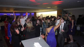 corporate disco and dj services leicester