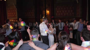 last dance at Manchester Town Hall
