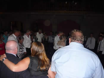 last dance at Manchester Town Hall Lord Mayors Suite