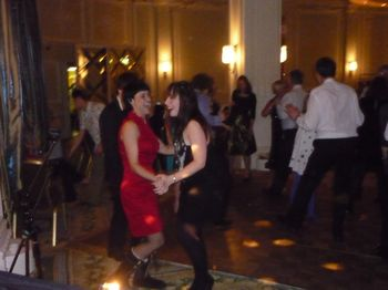 Midland Hotel - Party, party, party.......