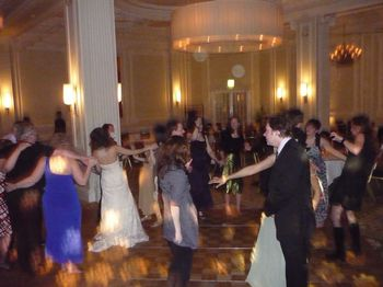 Midland Hotel - Finale in full flow...