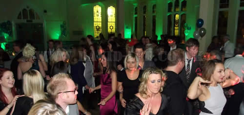 Cheahdle Hulme School wedding DJ